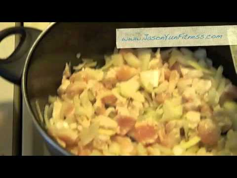 15-Minute Chicken Chili