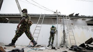Bodies found after Sri Lanka troops raid suspected militants' house