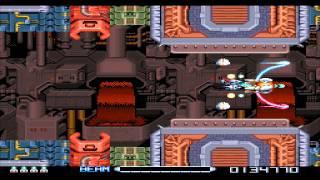 1994 R-Type III: The Third Lightning SNES Old School retro game playthrough