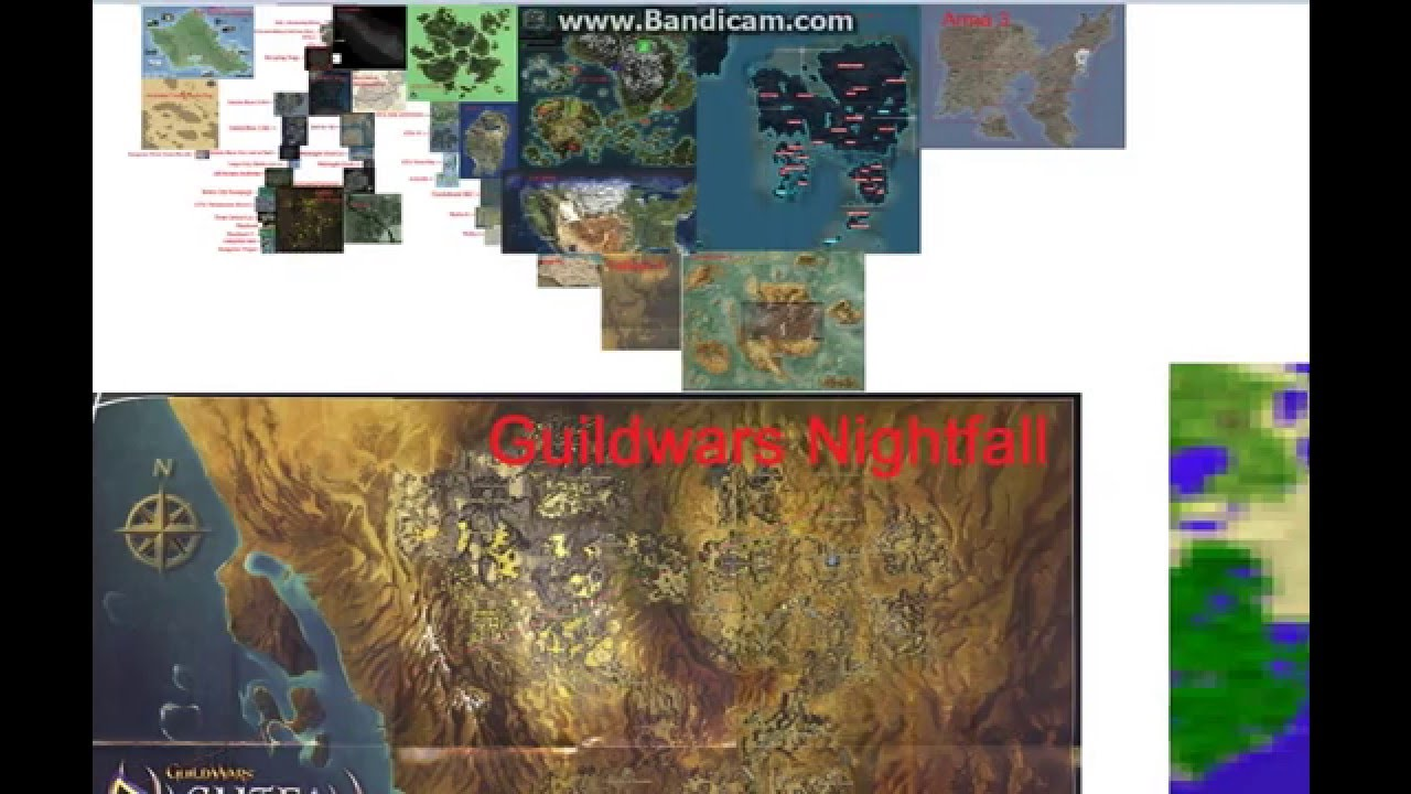 Video game map comparison youtube video game map comparison gumiabroncs Images