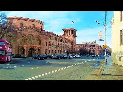 Yerevan City Tour | Yerevan - Capital of Armenia