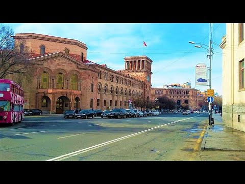 Yerevan City Tour | Yerevan - Capital Of Armenia