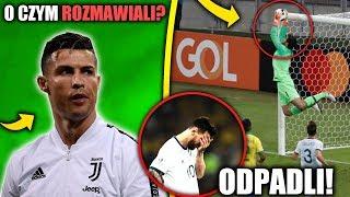 Tajne spotkanie Cristiano Ronaldo! Alisson zatrzymał Messiego! Argentyna ODPADA!