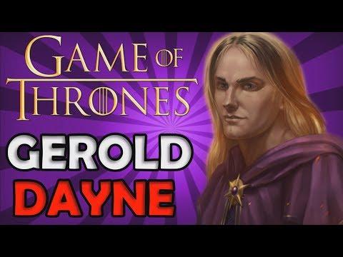 Ser Gerold Dayne - Game of Thrones - Spotlight [AFFC Spoilers]