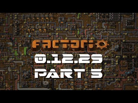 Petroleum Planning (Factorio - Alpha 0.12.29 Gameplay - PC - Part 5)
