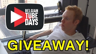 BELGIAN TUBE DAYS GIVEAWAY!