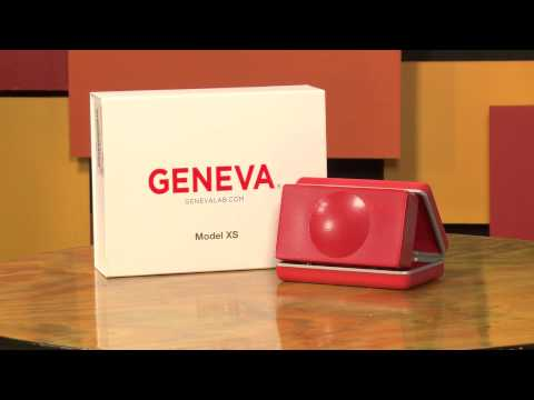 Geneva Sound System Model XS Speaker Video Review