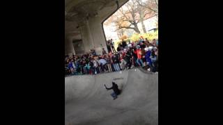 Ryan Williams backflip drop slopro
