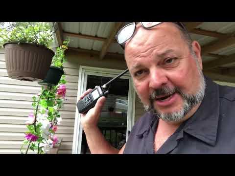 President Randy handheld