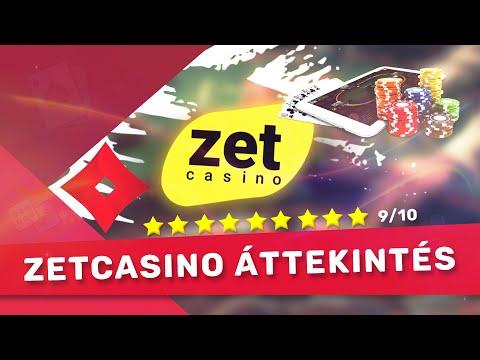 Zet Kaszinó Online 【TELJES értékelő & Nyerőgépek 2021】 video preview