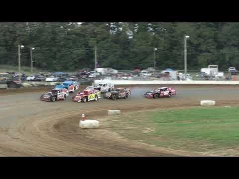 10 6 18 Modifieds Heat #1 Brownstown Speedway