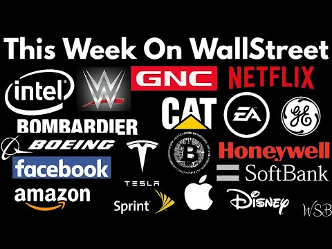 This Week On Wall Street #14 January 28, 2018
