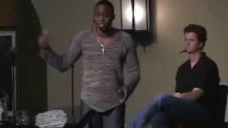 wayne brady teaches improv pt 2