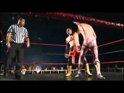 "Extreme TLC Match- ""Indestructible"" Joe Ettell vs. Brian XL vs. Pinkie Sanchez vs. Greatness"
