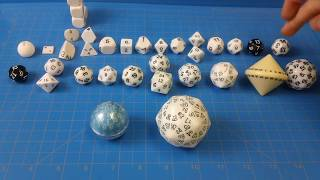 A Look at Some Strange Dice - Part 2