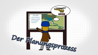 Folge 09 - Der Planungsprozess: Wie kann ich strukturiert planen?
