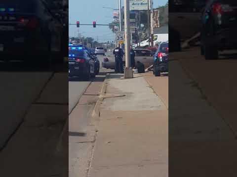Traffic stop alsip Illinois