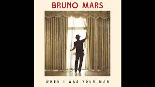 Bruno Mars - When I Was Your Man (Audio)