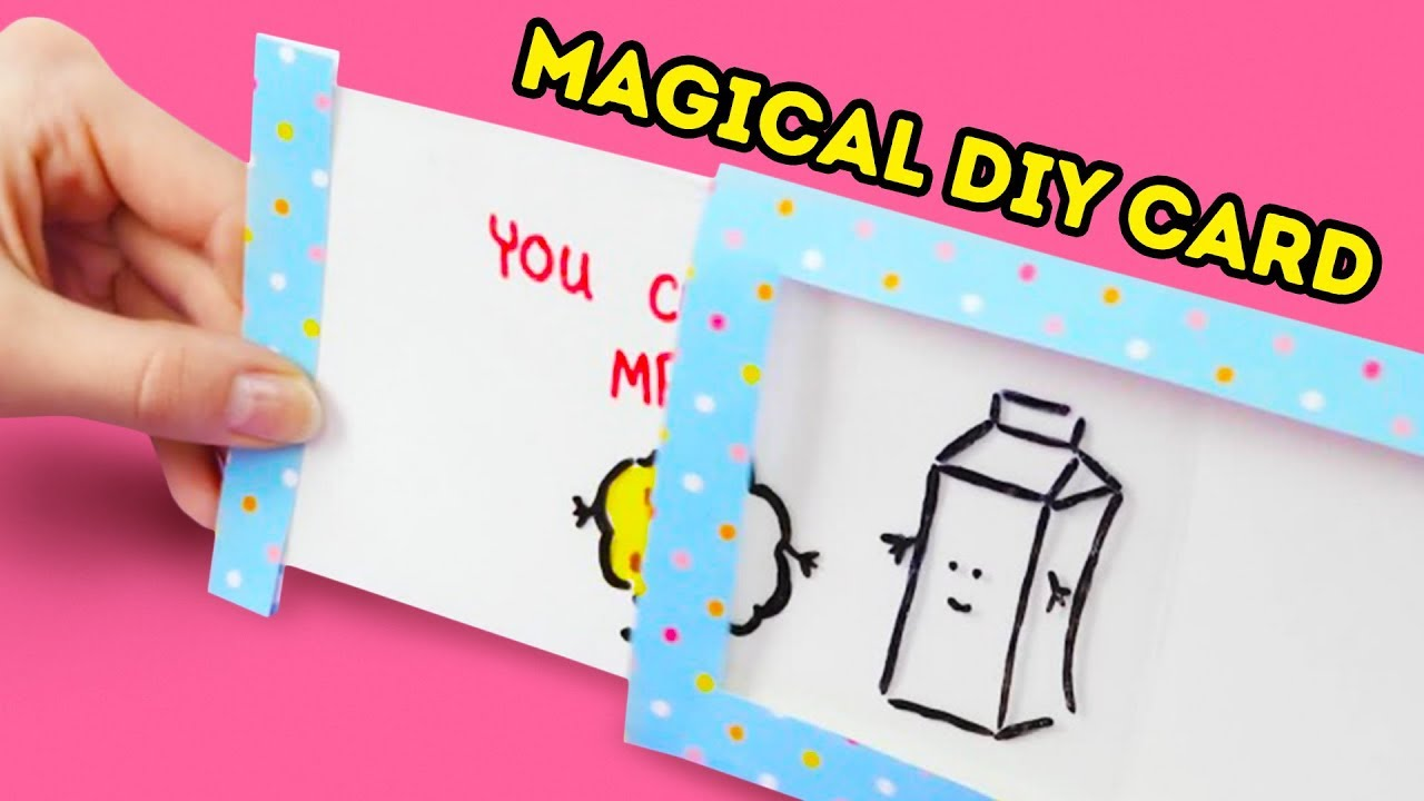 23 AWESOME CARDS YOU CAN DIY