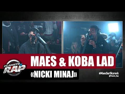 Youtube: Maes & Koba LaD – Freestyle«Nicki Minaj» #PlanèteRap