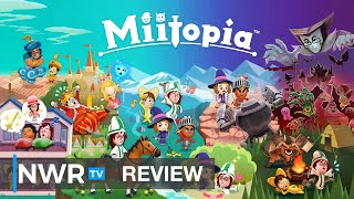 Miitopia (Switch) Review (Video Game Video Review)
