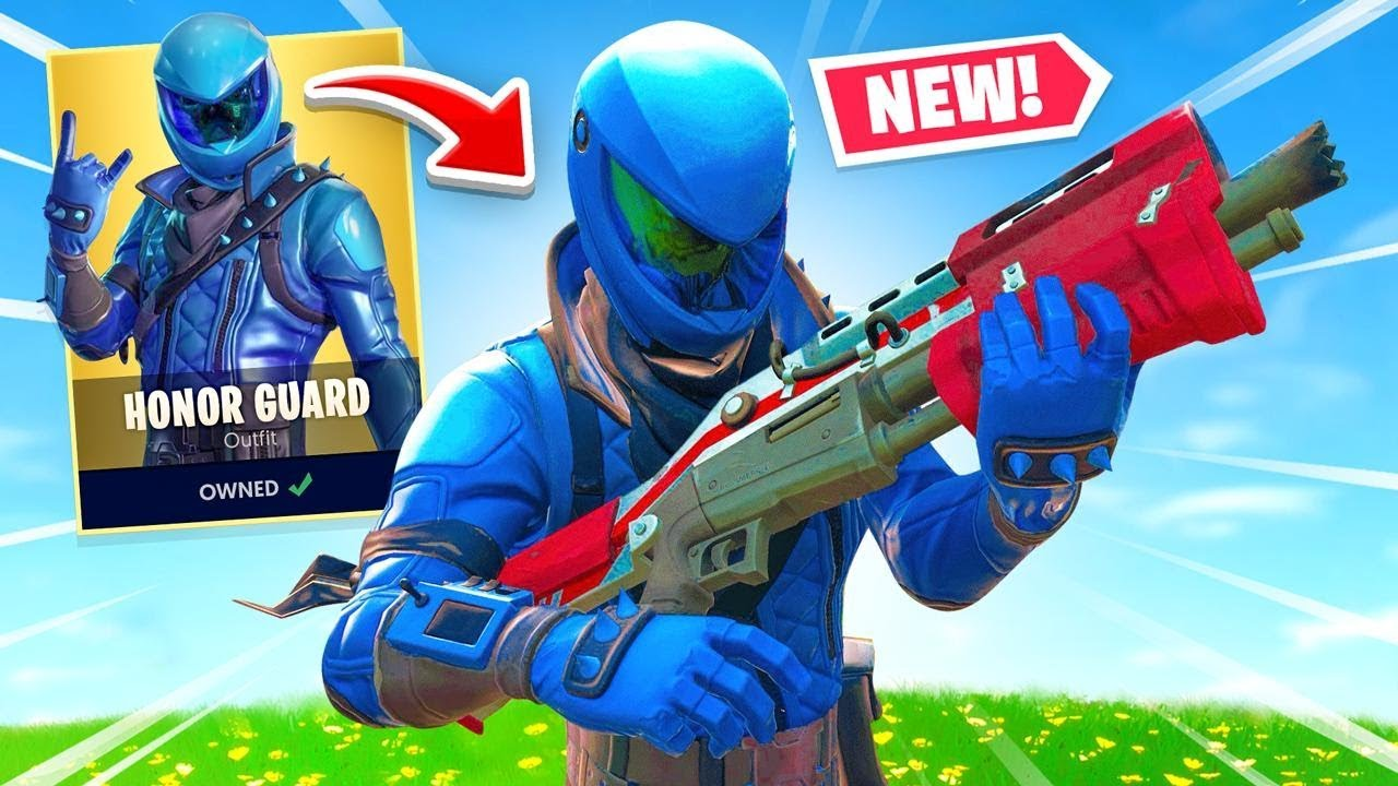 *NEW* EXCLUSIVE 750$ Skin in Fortnite! - YouTube