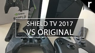 Nvidia Shield TV 2017 vs original Shield TV: What's new?