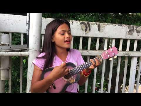 Pengamen Cantik Nyanyi Lagu Tegar-bila Benar Sayang!!!