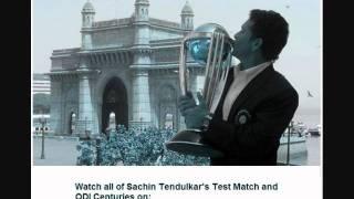 Sachin Tendulkar 100s