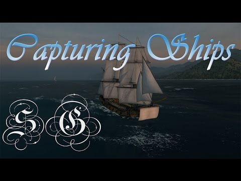 Naval Action - How To Capture Ships WIth Tips And Commentary