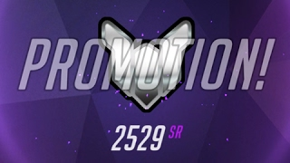 [Overwatch] Playing Lucio - Platinum Promotion (S3)