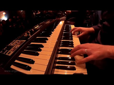 Way Back Home - organissimo - Live at the SpeakEZ Lounge