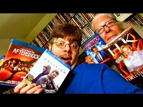 My Blu-Ray Collection Update 7/21/13 Blu ray and Dvd Movie Reviews
