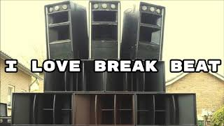 Dj Damian Coliseo De Atarfe (Granada) Summer Festival 2007 Raveart Break Beat