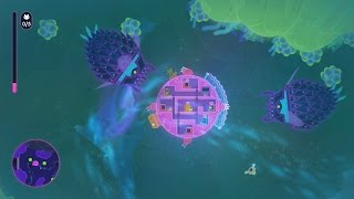 Lovers in a Dangerous Spacetime: Giant Bomb Quick Look [Extended HD Gameplay]
