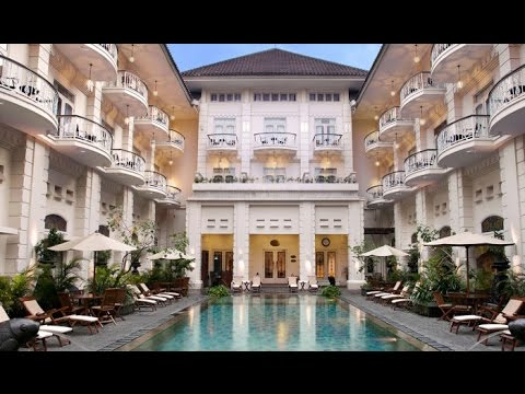 The Phoenix Hotel Yogyakarta, Indonesia - A Base to Explore The City