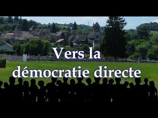 Vers la démocratie directe  (Film 44 mn)