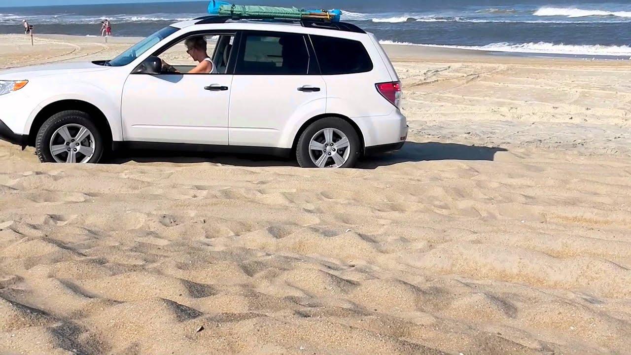 2012-09-06, Subaru On the Beach At Hatteras Island.mp4 - YouTube