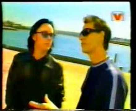 Early Savage Garden Interview