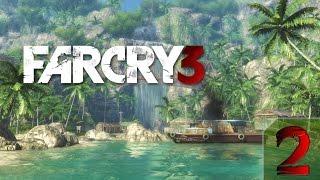 Прохождение Far Cry 3 Deluxe Edition (PC/RUS) - #2 [Боевое крещение]