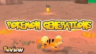 Pokemon Generations PC