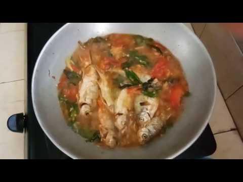 Cara membuat Tauco Ikan Cen Cen. Woww ngiler (dari Dapur Umi)
