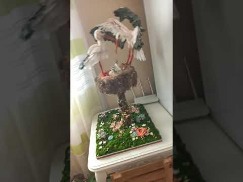 Захарна скулптура семеиство