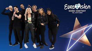 Tamta - Replay | Eurovision 2019 Rehearsal (Cyprus)