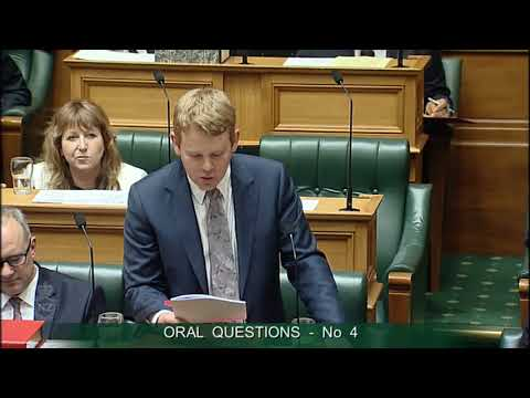 Question 4 - Jo Luxton to the Minister of Education