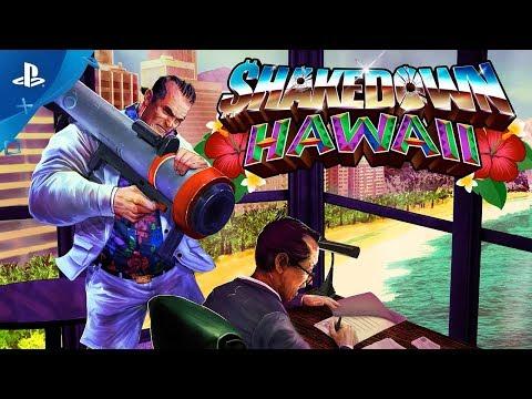 Shakedown: Hawaii вступает в заключительную фазу разработки