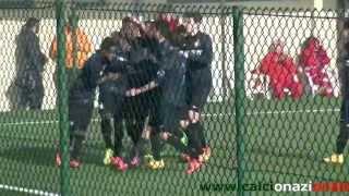 I° Memorial Halima Haider: Inter-Roma 2-4 dts