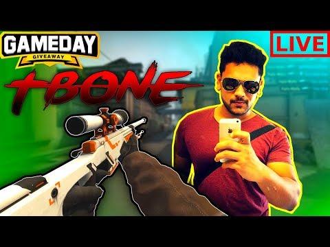 [LIVE] CSGO gameplay INDIA