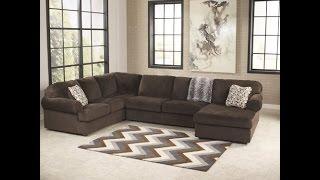 flash furniture jessa place sectional sofa chocolate fabric