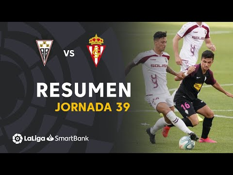 Albacete Gijon Goals And Highlights